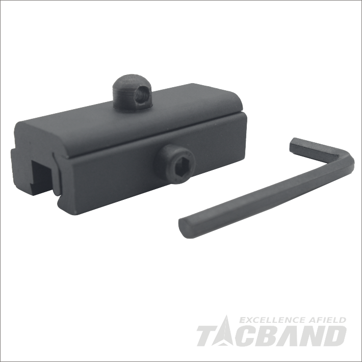 BAP04 | Adapter for Swivel & Bipod - On 11mm Rail