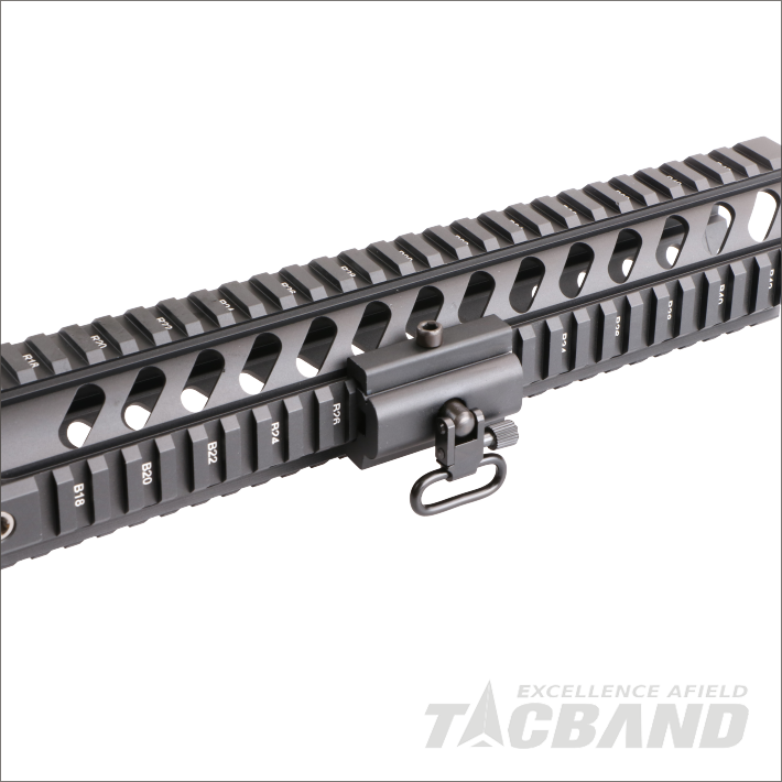BAP03 | Adapter for Swivel & Bipod - On Picatinny Rail