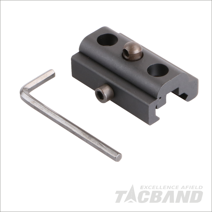 BAP02 | Adapter for Swivel & Bipod - On Picatinny Rail