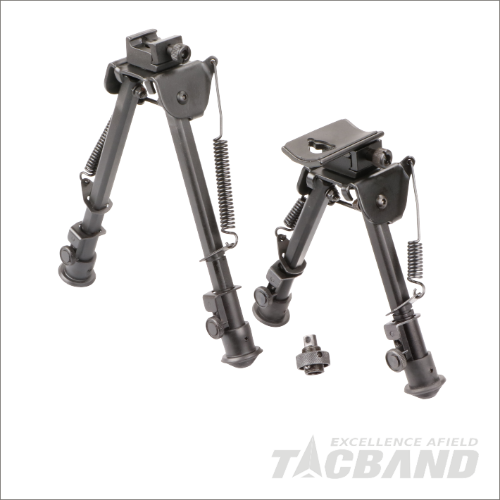 BPD Series Hunting Shooting Bipod Mounting on Rifle Forearm Screw