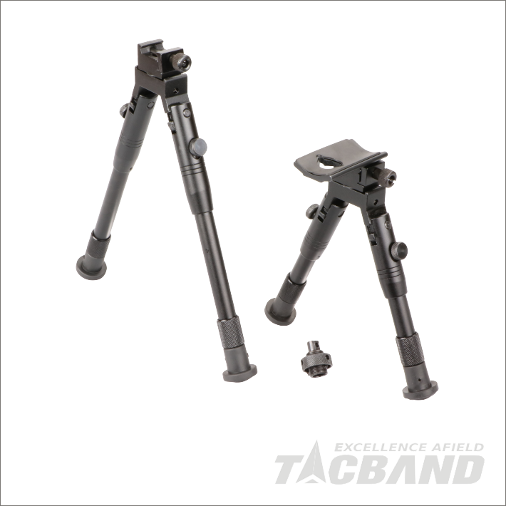 BPG Series | Picatinny/Weaver Rail Tactical Bipod