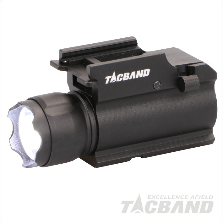 FW05 | Compact Weapon Light for Picatinny, CREED LED, Aluminum