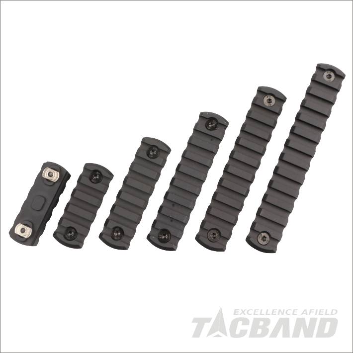 HR02M | Heavy Duty Mil-Spec M-Lok Picatinny Rail Section