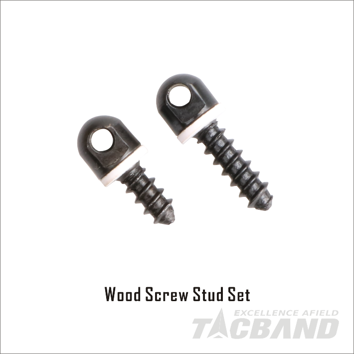 Wood Screw Stud Set