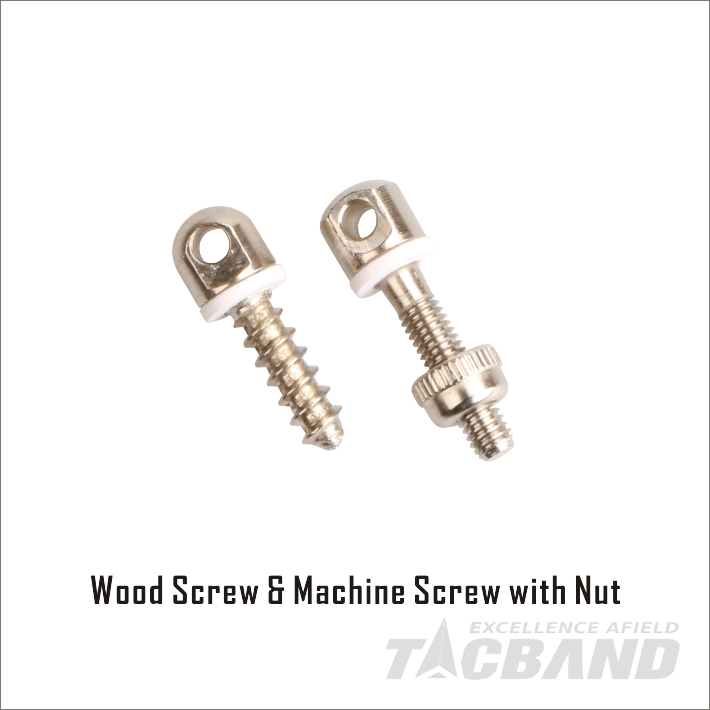 Wood Screw & Machine Screw with Nut