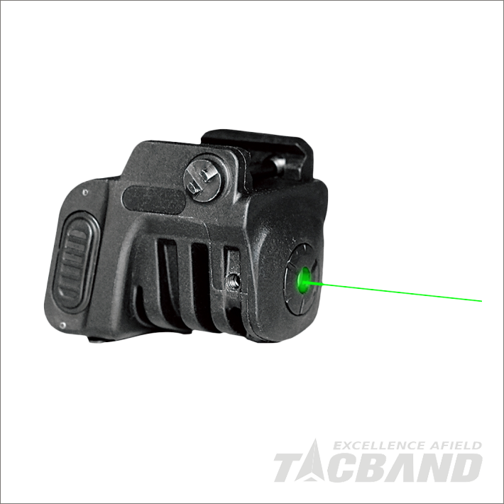 LS07G | Extra-mini and Light-weight Tactical Laser Sight Red Laser Pointer for Pistol