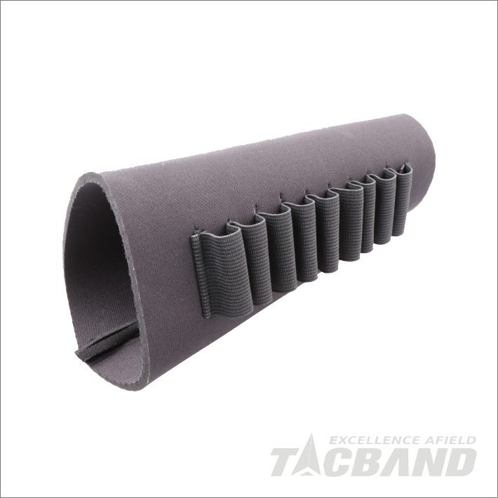 ABH03-BK | Buttstock Rifle Cartridge Holder