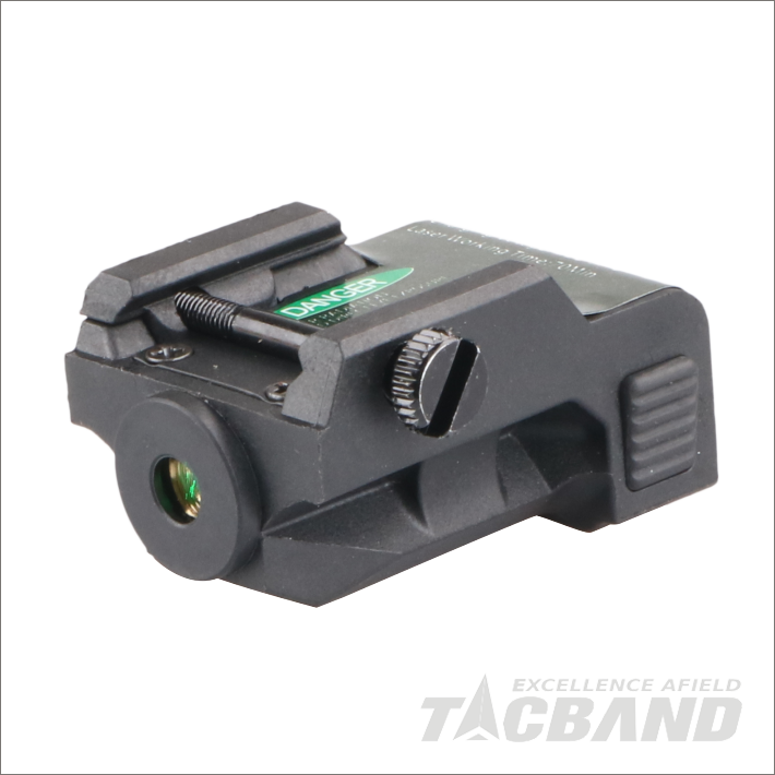 LS13G | Light-weight Tactical Laser Sight Green Laser Pointer Cpmact Rechargeable Battery