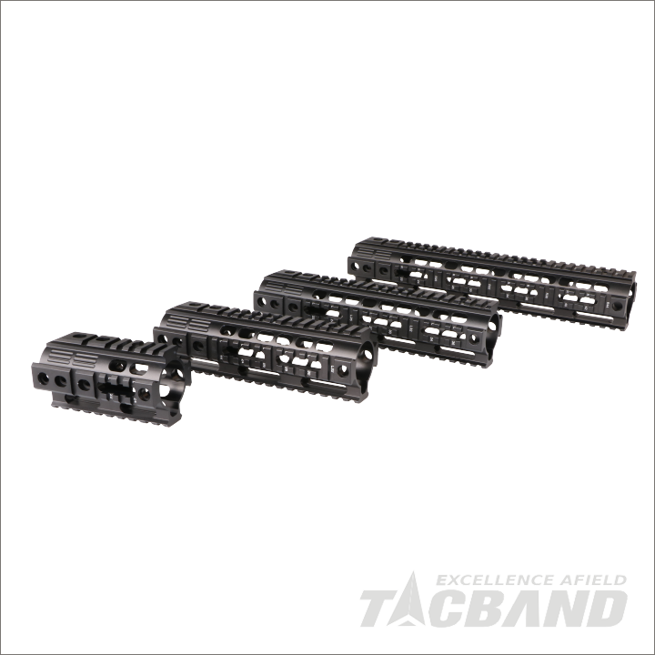 G12 | Heavy Duty Handguard Quad Rail