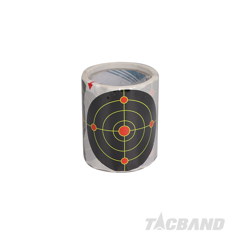 STPR1212, STPR1818 | Adhesive Target (Roll, Reactive)